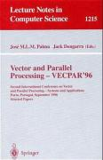 Vector and Parallel Processing - VECPAR'96