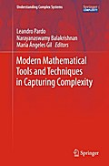 Modern Mathematical Tools and Techniques in Capturing Complexity - Leandro Pardo