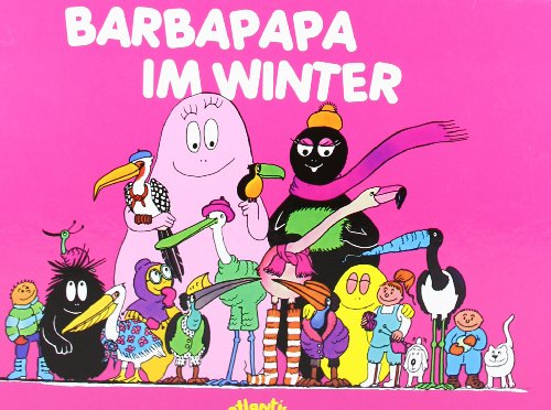 Barbapapa im Winter - Talus Taylor