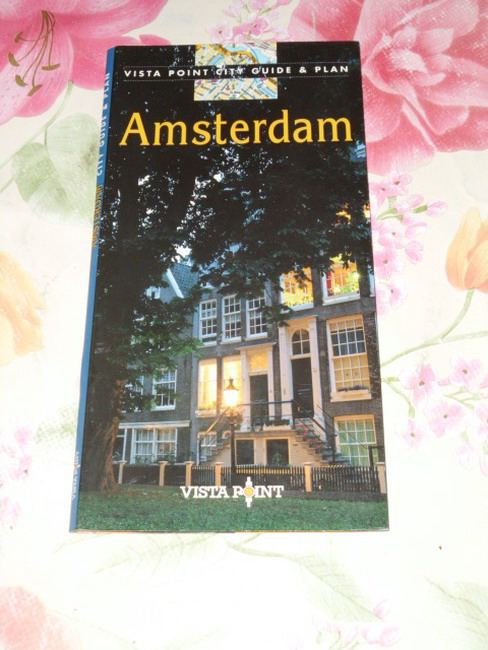 Amsterdam : City-Guide Vista-Point-City-Guide & Plan