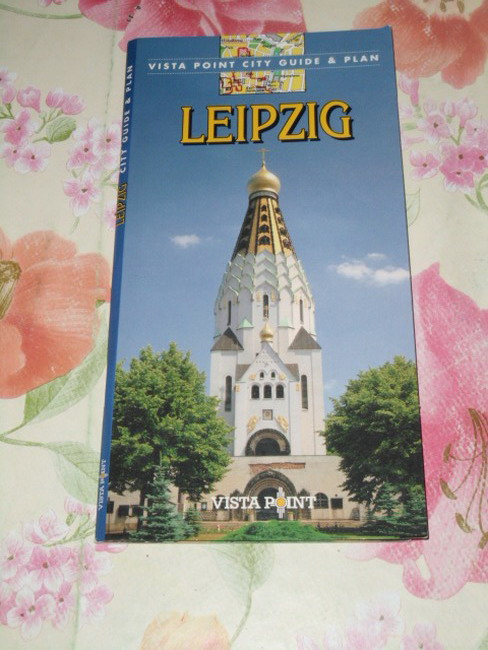 Leipzig : Vista-Point-City-Guide Vista-Point-City-Guide & Plan