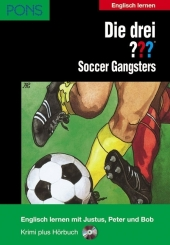 Soccer Gangsters, m. MP3-CD - Brigitte J Henkel-Waidhofer