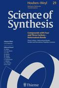 Science of Synthesis: Houben-Weyl Methods of Molecular Transformations Vol. 21