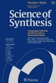Science of Synthesis, Volume 22