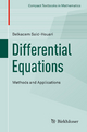 Differential Equations: Methods and Applications - Belkacem Said-Houari