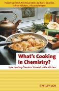 What's Cooking in Chemistry?
