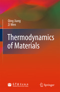 Jiang, Qing;Wen, Zi: Thermodynamics of Materials