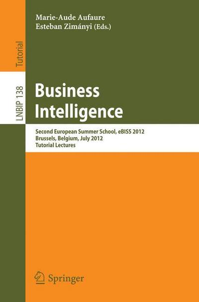 Business Intelligence - Marie-Aude Aufaure