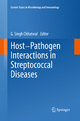 Host-Pathogen Interactions in Streptococcal Diseases - G Singh Chhatwal