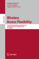 Wireless Access Flexibility: First International Workshop, WiFlex 2013, Kaliningrad, Russia, September 4-6, 2013, Proceedings (Lecture Notes in ... Networks and Telecommunications)