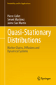 Quasi-Stationary Distributions