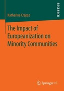 Katharina Crepaz: The Impact of Europeanization on Minority Communities