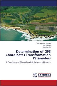 Determination of GPS Coordinates Transformation Parameters