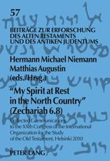 ��My Spirit at Rest in the North Country>> (Zechariah 6.8) - Hermann Michael Niemann