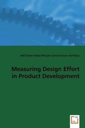 Measuring Design Effort in Product Development