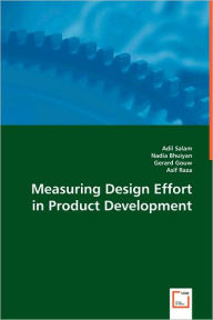Measuring Design Effort In Product Development - Adil Salam