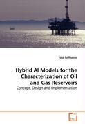 Hybrid AI Models for the Characterization of Oil andGas Reservoirs