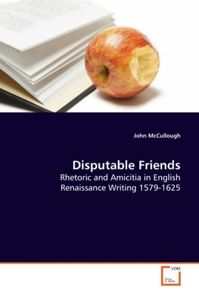 Disputable Friends - John McCullough
