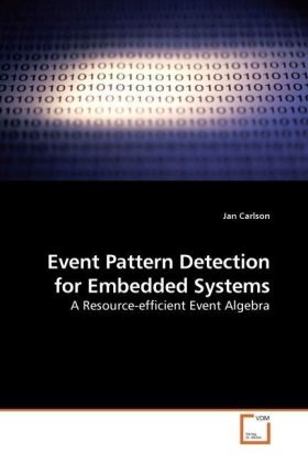 Event Pattern Detection for Embedded Systems - A Resource-efficient Event Algebra