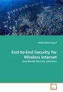 End-to-End Security for Wireless Internet