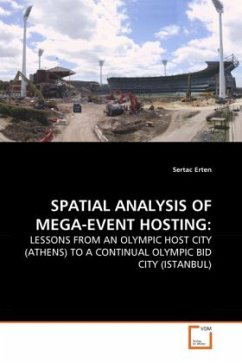 SPATIAL ANALYSIS OF MEGA-EVENT HOSTING - Erten, Sertac