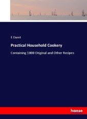 Practical Household Cookery - E Duret