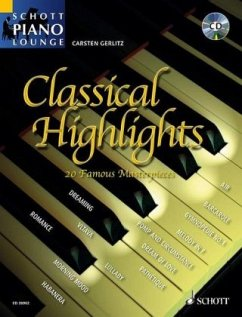 Classical Highlights, Klavier - Arr.: Gerlitz, Carsten