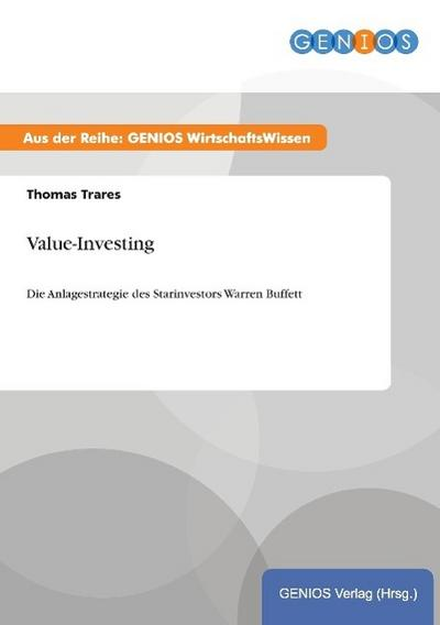 Value-Investing - Thomas Trares
