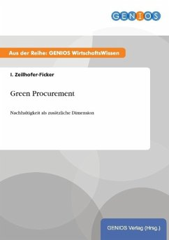 Green Procurement - Zeilhofer-Ficker, I.