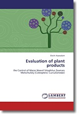 Evaluation of plant products