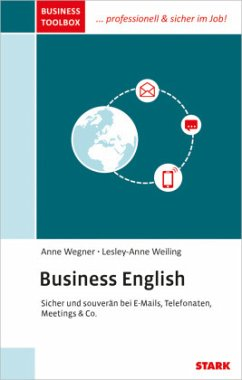 Business Toolbox / Business Englisch - Wegner, Anne; Weiling, Lesley-Anne