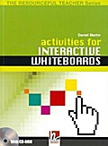 Activities for Interactive Whiteboards, w. CD-ROM