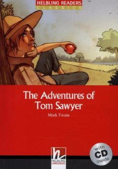 The Adventures of Tom Sawyer, mit 1 Audio-CD. Level 3 (A2) - Twain, Mark