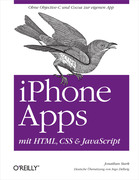 Jonathan Stark: iPhone Apps mit HTML, CSS und JavaScript