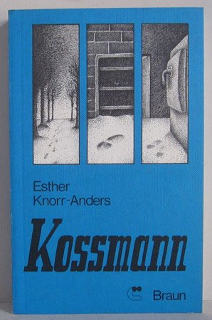 Kossmann - Knorr-Anders, Esther