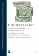 E Pluribus Unum?: National and Transnational Identities in the Americas. Identidades nacionales y transnacionales en las Américas