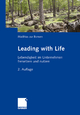 Leading with Life - Matthias zur Bonsen