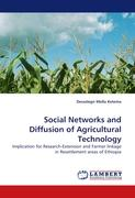 Social Networks and Diffusion of Agricultural Technology