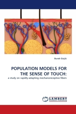 POPULATION MODELS FOR THE SENSE OF TOUCH:: a study on rapidly-adapting mechanoreceptive fibers