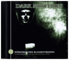 Dark Mysteries - Mörderisches Klassentreffen, 1 Audio-CD - Winter, Markus