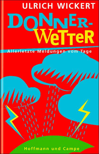 Donnerwetter als eBook Download von Ulrich Wickert - Ulrich Wickert