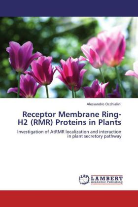Receptor Membrane Ring-H2 (RMR) Proteins in Plants - Investigation of AtRMR localization and interaction in plant secretory pathway