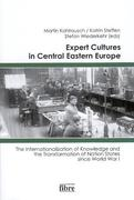 Expert Cultures in Central Eastern Europe