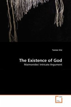 The Existence of God - Visi, Tamás