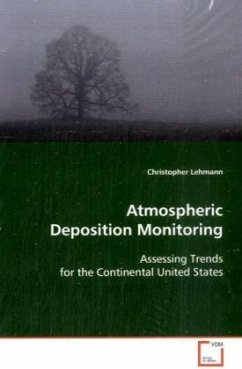 Atmospheric Deposition Monitoring - Lehmann, Christopher
