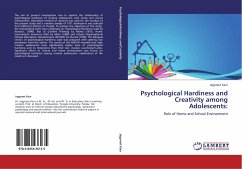 Psychological Hardiness and Creativity among Adolescents - Kaur, Jagpreet