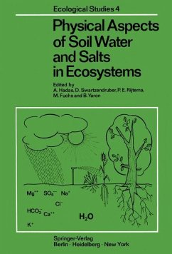 Physical Aspects of Soil Water and Salts in Ecosystems (Ecological Studies)