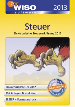 WISO Steuer 2013 (PC)