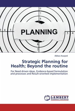Strategic Planning for Health Beyond the routine - Assayed, Abbas