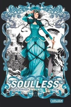 Soulless / Soulless Bd.2 - Carriger, Gail; REM